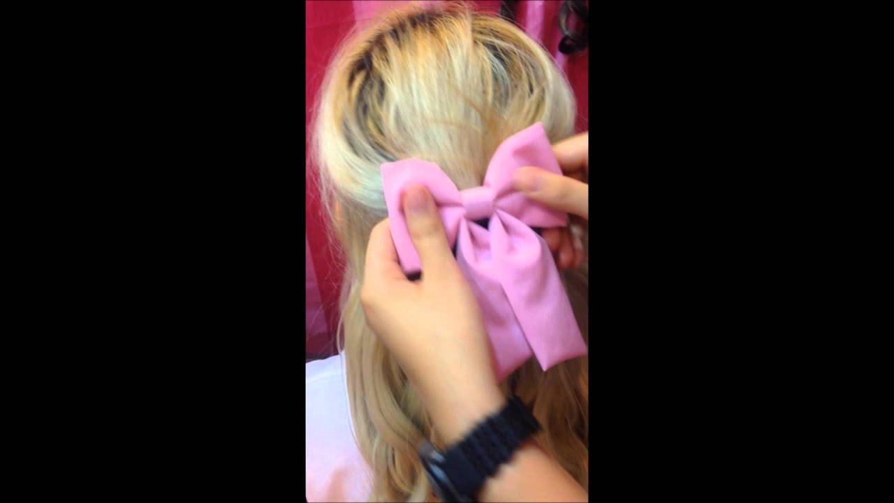Gyaru Shoppe How To Wear Hair Extensions Youtube