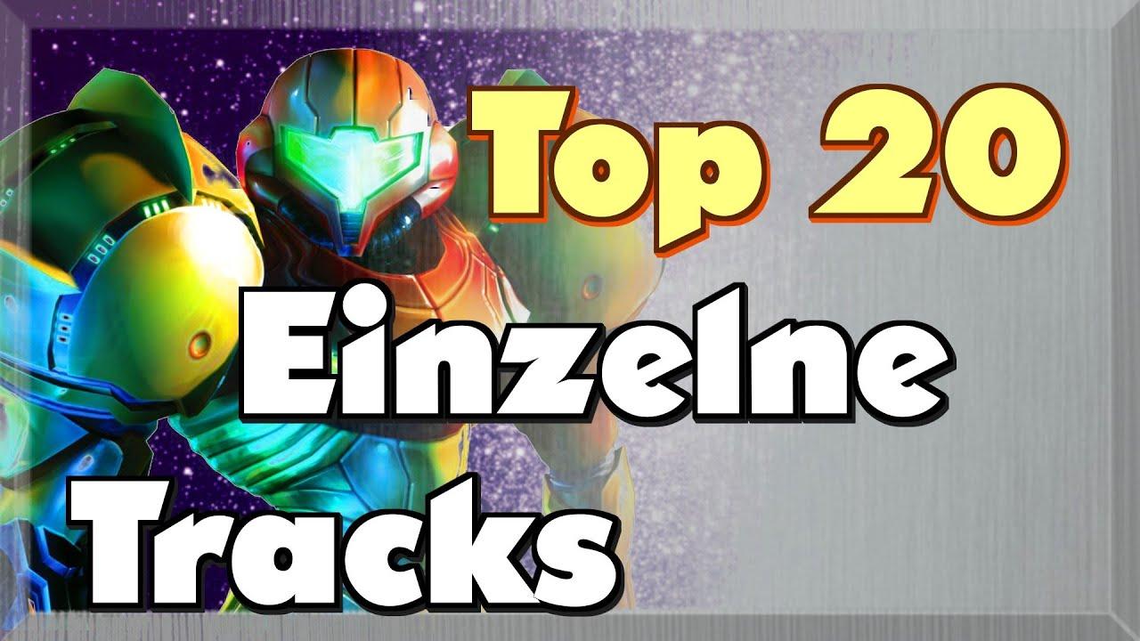 Top 20 Videospiel Musik (Einzelne Tracks)