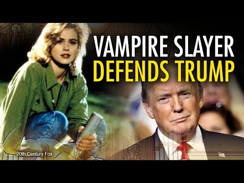 Martina Markota: The ORIGINAL Buffy is a Trump Supporter