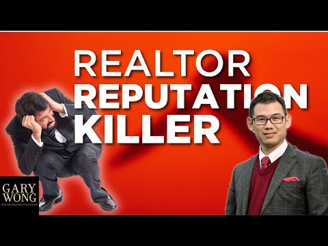This Realtor Mistake Kills Their Reputation
