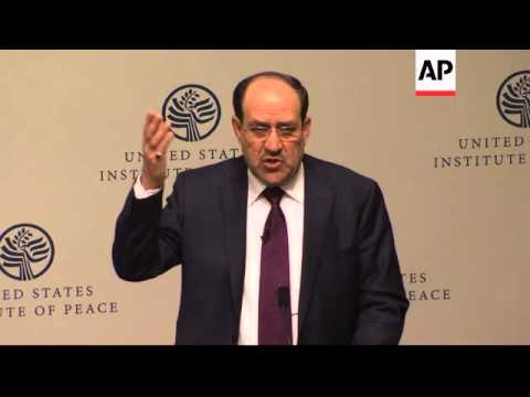 Prime Minister Nouri al-Maliki says al Qaida was given a second chance for terrorism in Iraq because