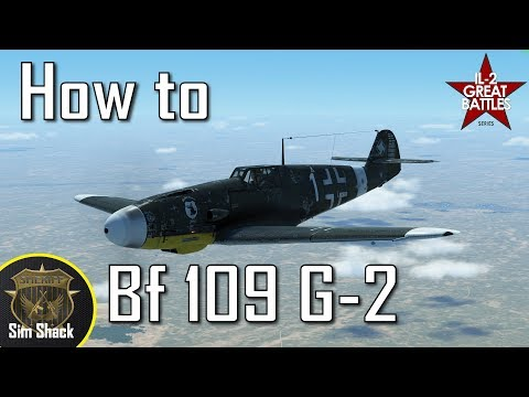 How to Bf 109 G-2 - Model Change Notification