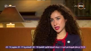 مساء dmc - تقرير .. اختارتها مجلة فوربس العالمية من ضمن قائمة أفضل مصمم جرافيك المصرية غادة والي