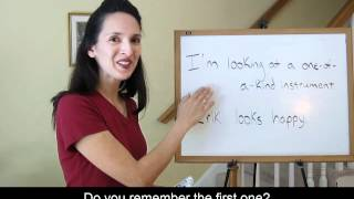 Lesson 3 - Present Progressive - Verb Tenses in English
