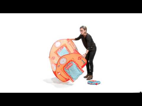 How to pop up and fold away our Pop-It-Up® Train Station play tent  sc 1 st  YouTube & How to pop up and fold away our Pop-It-Up® Train Station play tent ...