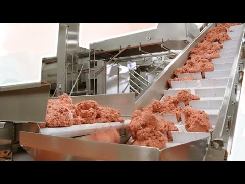 Inside Impossible Foods Vegan Meat Factory - How the Impossible Burger is Made