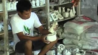 Souvenir Boneka Gypsum Bagian 1