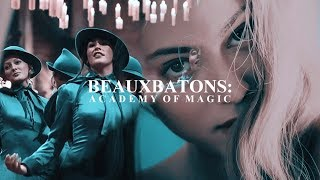• Beauxbatons: Academy of Magic [Sirens]