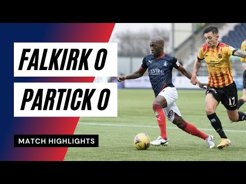 Falkirk Partick Thistle Goals And Highlights
