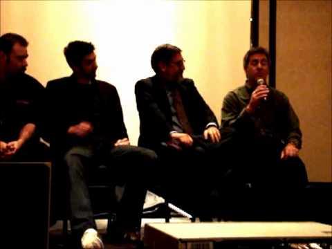 John Landis talks about David Naughton's package