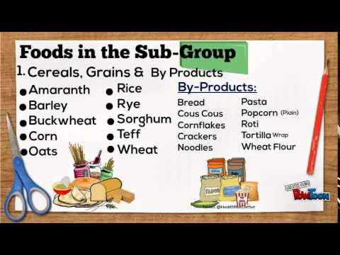 Staples Food Group - YouTube