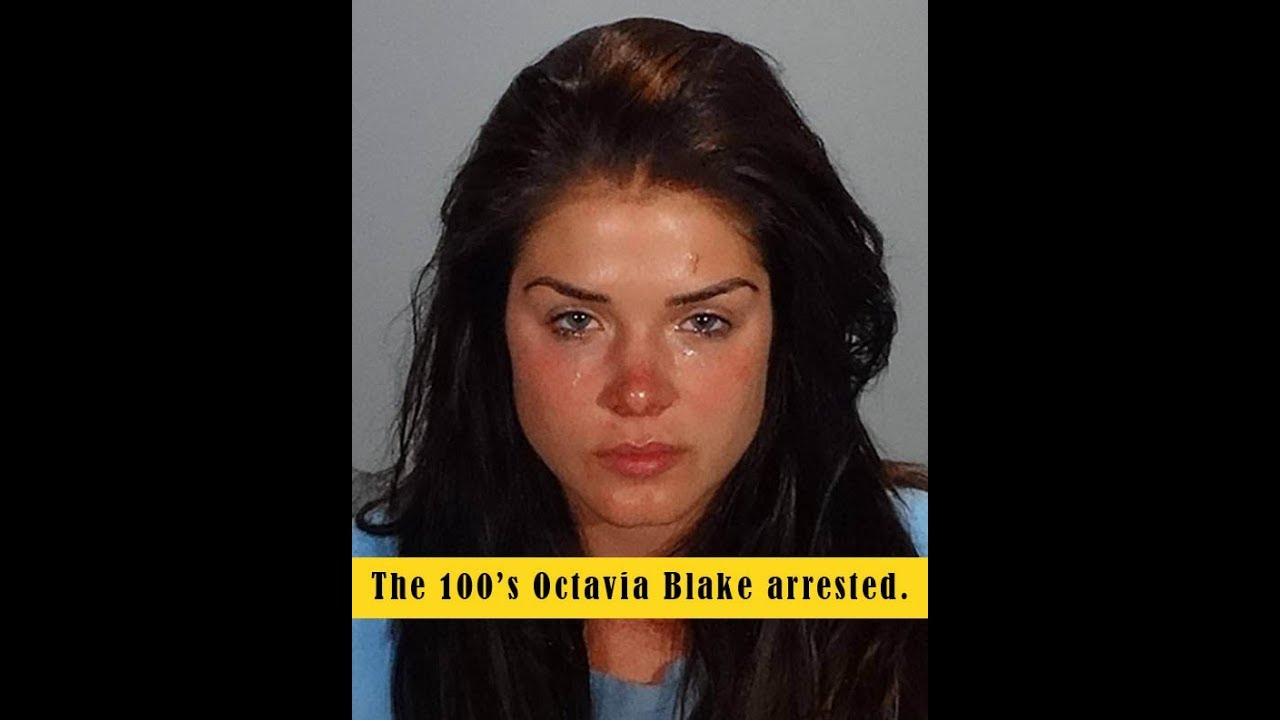 The 100's star Marie Avgeropoulos arrested on charges of ...