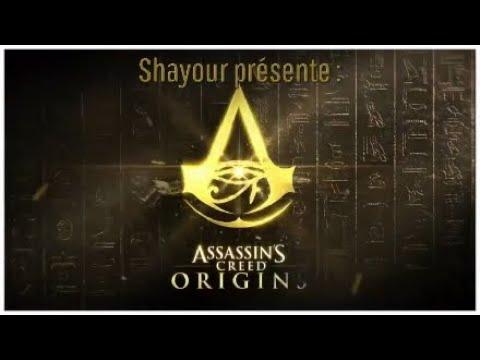 Assassin s creed origin la plume s envole youtube