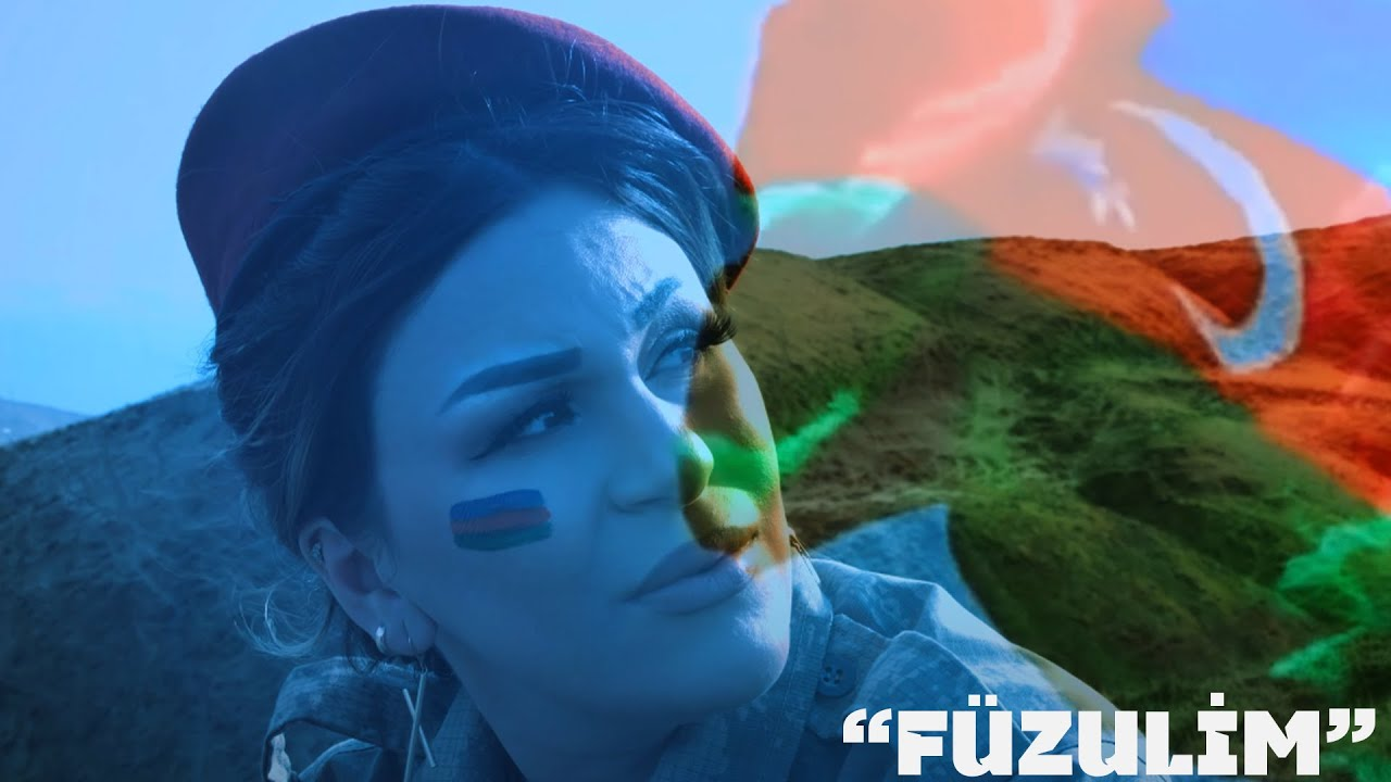 Ülviyye Namazova - Füzulim (Official Video)
