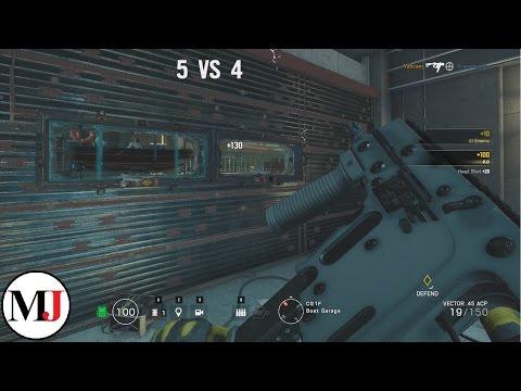 Double Mira Strat - Rainbow Six Siege