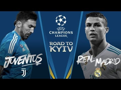 [Real Madrid VS Juventus] UEFA CL Final anthem HD 2017