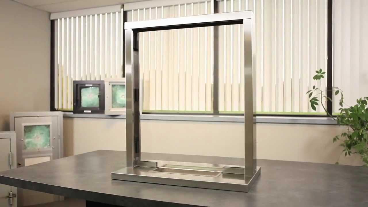 M Bulletproof Glass