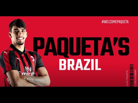 Special Feature: #WelcomePaqueta   Subtitles available