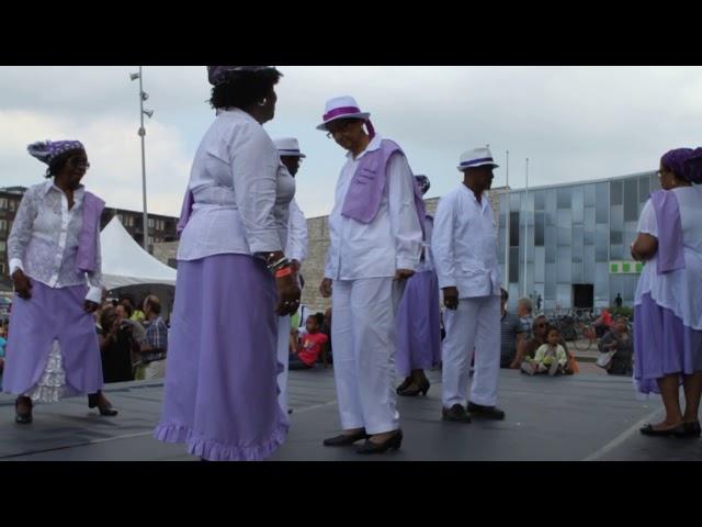 Surinaamse set dans