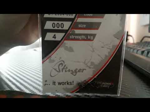 Распаковка #8 посылки от интернет-магазина Spinnigline