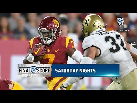 Highlights: USC football knocks off No. 19 Colorado, climbs to top of Pac-12 South
