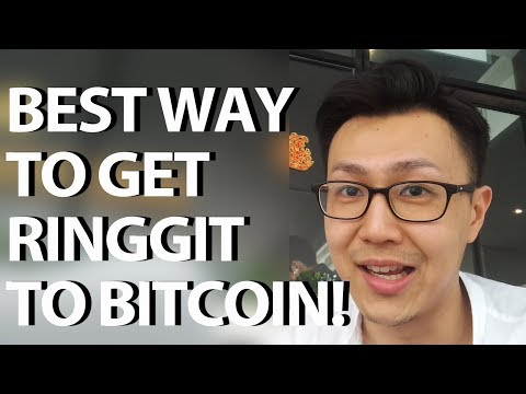 EASIEST WAY: Ringgit To Bitcoin!