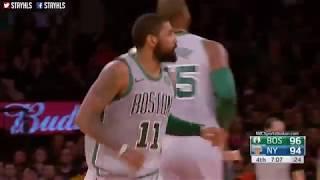 Boston Celtics vs New York Knicks Full Game Highlights  Feb 24  2017 18 NBA Season 1
