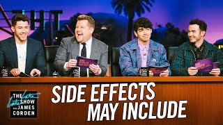 Download lagu Side Effects May Include w The Jonas Brothers