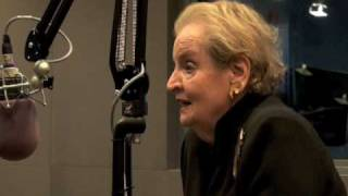 "Madeleine Albright and ""Tito"