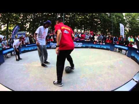 European Panna 2vs2 Championship 2014 FINAL: Jeand Doest & Zohair vs Soufiane Bencok & Ilyas Touba