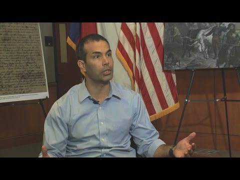 Extended interview with George P. Bush