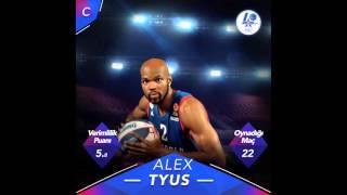 Alex Tyus