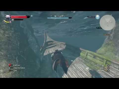 The Witcher 3 Hidden Sunken Treasure Location