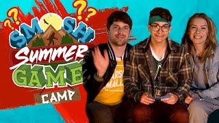 crazy smores w ian smosh summer games