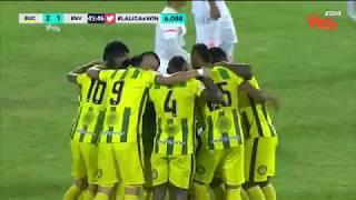 Bucaramanga vs Envigado (2-1) | Fecha 14 - Liga Aguila 2018-II