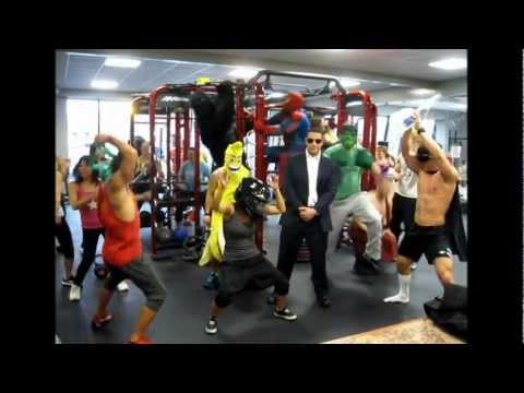 Harlem shake (workout mixed) by workout remix factory on amazon.
