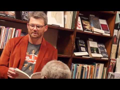 Kevin Gallagher & Gloria Mindock Reading - Grolier Poetry bookshop