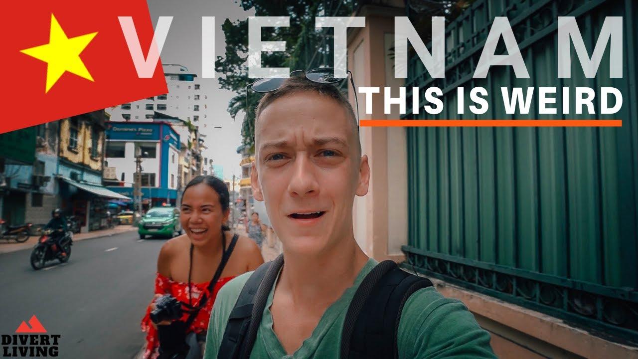 Exploring Vietnam China Town (SAIGON District 5) 🇻🇳