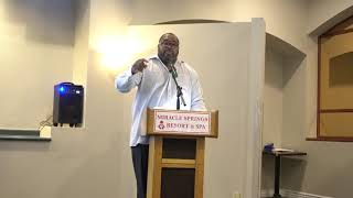 "DHS Historical Society Soup Supper - ""Advancing DHS"" presentation with Kephyan Sheppard"
