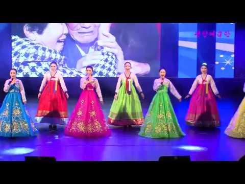 평양예술단 공연 영상 (홍보용)