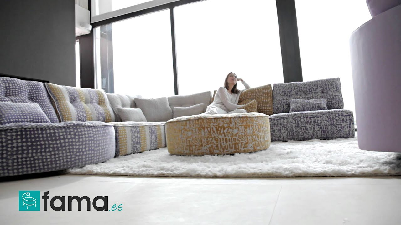 Fama Sofas, New collection 2015 - YouTube