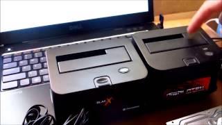 Thermaltake USB HDD hard drive dock exact same as my Diablotek