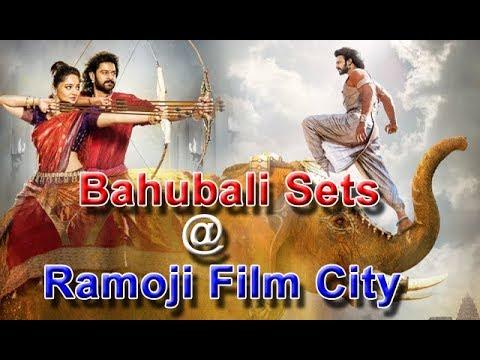 Bahubali Sets in Ramoji Film City