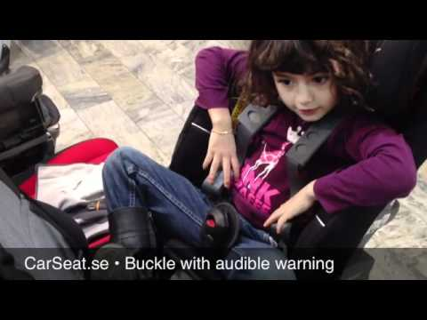 Klippan Triofix Buckle With Audible Warning