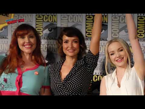 Our Chat with Milana Vayntrub of MARVEL RISING at New York Comic Con '18