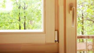 Особенности монтажа современных деревянных окон(Особенности строения современных деревянных окон. Насколько теплые такие конструкции? Чем отличаются..., 2015-03-21T20:00:29.000Z)