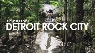 A Closer Look: Detroit Rock City | Whistler Bike Park | 4k GoPro POV