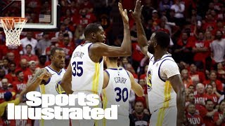 With The Way Durant & Warriors Are Playing, Can Opponents Keep Up? | SI NOW | Sports Illustrated