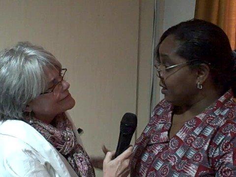 Dr. Gloria Quansah-Asare - Ghana Health Services