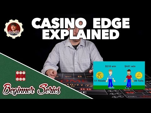 Video Craps casino edge